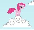 Игра Мой маленький пони: Пинки Пей в облаках