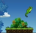 Игра Лягушка-путешественница