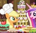 Игра Мой маленький пони: Королевская свадьба
