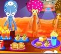 Игра Космический ресторан