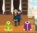 Игра Магазин зимней одежды