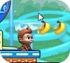 Игра Прыжки за бананами