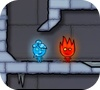 Game Fireboy & watergirl in the ice temple
