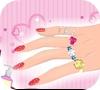 Game Barbie manicure secrets
