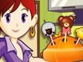 Игра Кулинарный класс Сары: Торт-попс