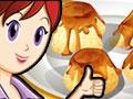 Игра Кулинарный класс Сары: Пудинг с изюмом