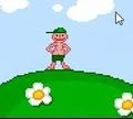 Игра Пиксельный мальчик: Летнее приключение
