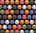 Игра Шариковый обстрел: Хеллоуин