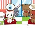 Игра Ресторан животных