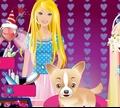 Игра Барби и ее милая собачка