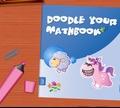 Игра Разрисуйте тетрадь