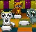 Игра Ресторан для котят