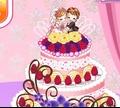 Игра Конкурсный свадебный торт