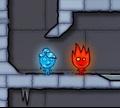 Игра Огонь и Вода 3: В ледяном Храме