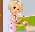 Игра Девушка-ветеринар