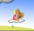 Игра Винкс в небе