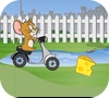 Game Tom and Jerry: backyard ride