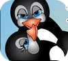 Game penguin kissing