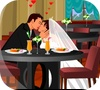 Game Dinning Table Kissing