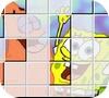 Игра Пятнашки: Патрик и губка Боб