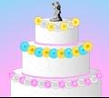 Игра Декор свадебного торта