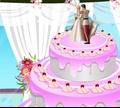 Игра Идеальное украшение свадебного торта
