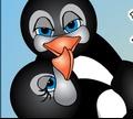 Игра Поцелуи пингвинов