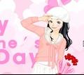 Игра Наряд Валентины