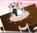 Игра Кухонный Гран-При с Рэйчел: Свадебный торт