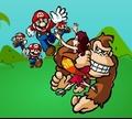 Игра Марио против Кинконга