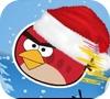 Игра Новогодние злые птички