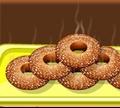 Игра Пончики с яблочным соусом