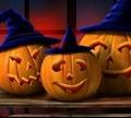 Игра Хэллоуин: Найди объекты