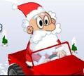 Игра Санта спешит за подарками
