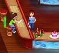 Игра Ресторанное обслуживание