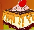 Игра Декорировать кусок торта