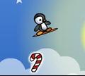 Игра Пингвин на скейте 2