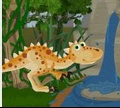 Игра Динозавр Дино 2