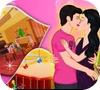 Игра Романтический поцелуй на Рождество