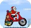 Game Santa's motorbike