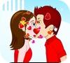 Game Merry Christmas kiss