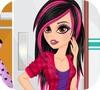 Игра Стильный эмо-макияж