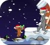 Игра Рождественские подарки Тома и Джерри