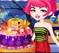 Игра Дизайн детского торта на Хэлоуин