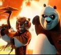 Игра Кунг-Фу Панда: Скрытые звезды