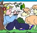 Игра Пастух и овечки