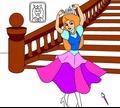 Игра Раскраска: Принцеса