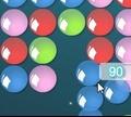 Игра Передвижение пузырей