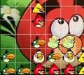 Игра Злые птички: Магические пузыри