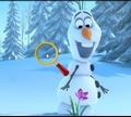 Игра Замороженные скрытые номера